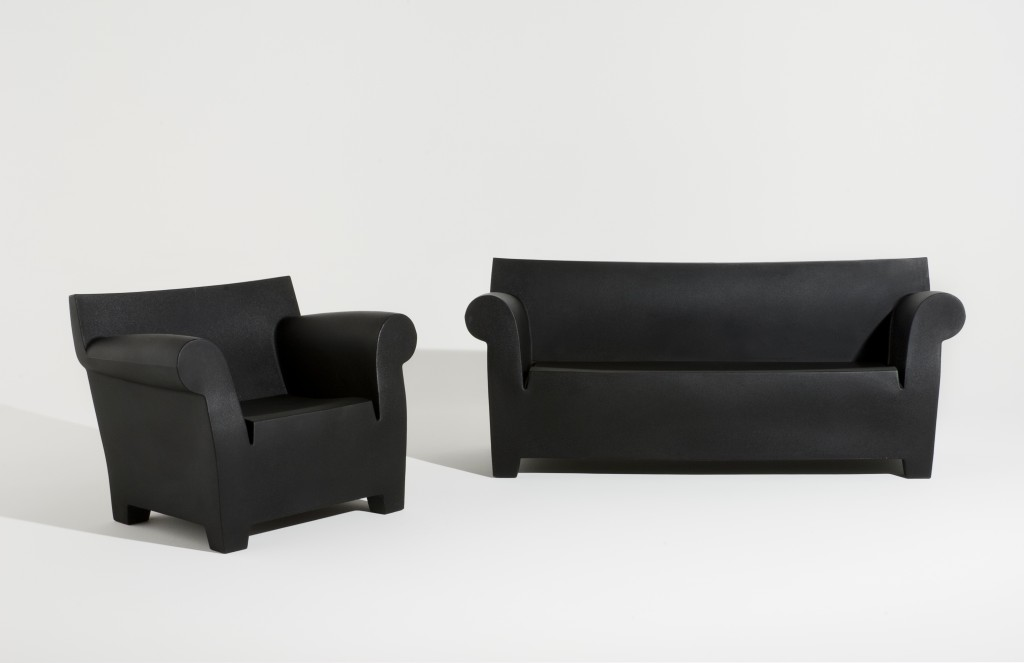 Kartell Sofa Bubble Club Starck